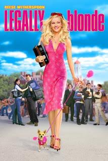 Legally Blonde Movie Emmett Legally Blonde poster