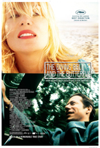 Diving Bell and Butterfly movie poster