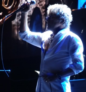 Daltrey in concert