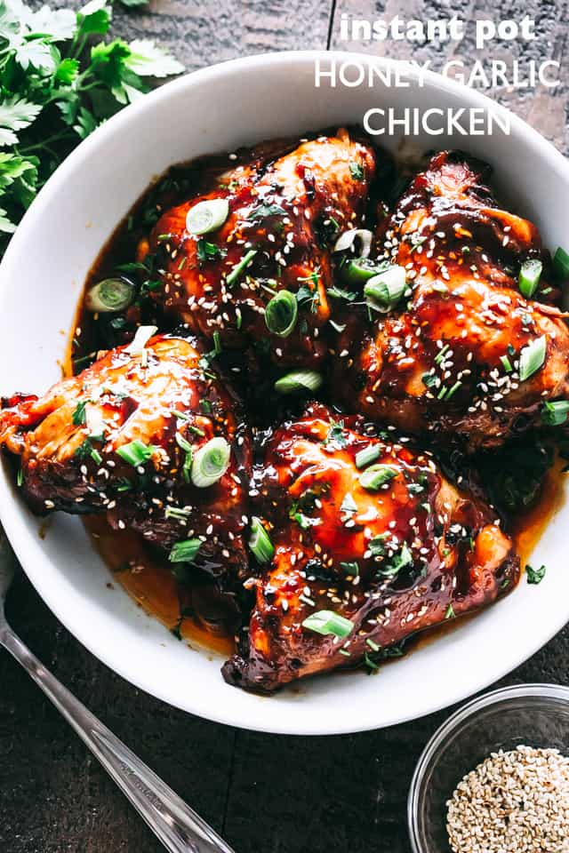 instant-pot-honey-garlic-chicken-recipe